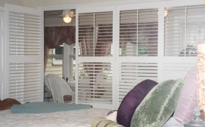 Shutters Can Divide Rooms
