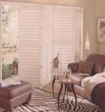 BiFold Shutter Doors for Patio Slider