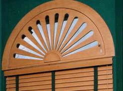 Stock Size And Custom Highlite Operable Arches