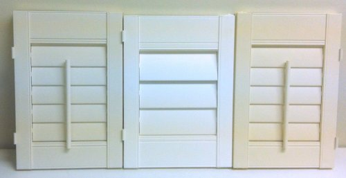 Shutters Available In Three Colors