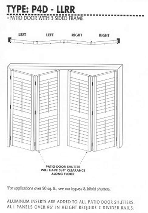 Hinged BiFold Doors