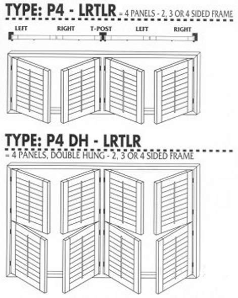 Single hinged with T-Posts
