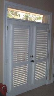 Bon More About French Doors · Shutters For French Doors