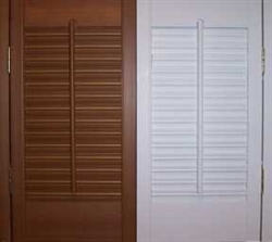 Traditional Shutter Set- 23 to 25 x 36